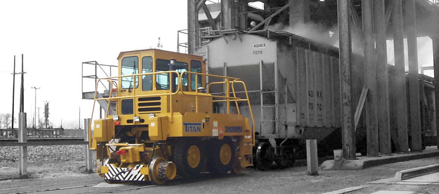 Whiting Equipment Canada Trackmobile
