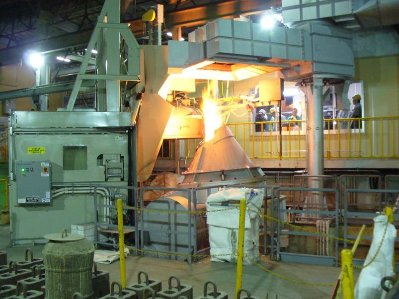 Whiting Equipment Canada Metallurgical Equipment
